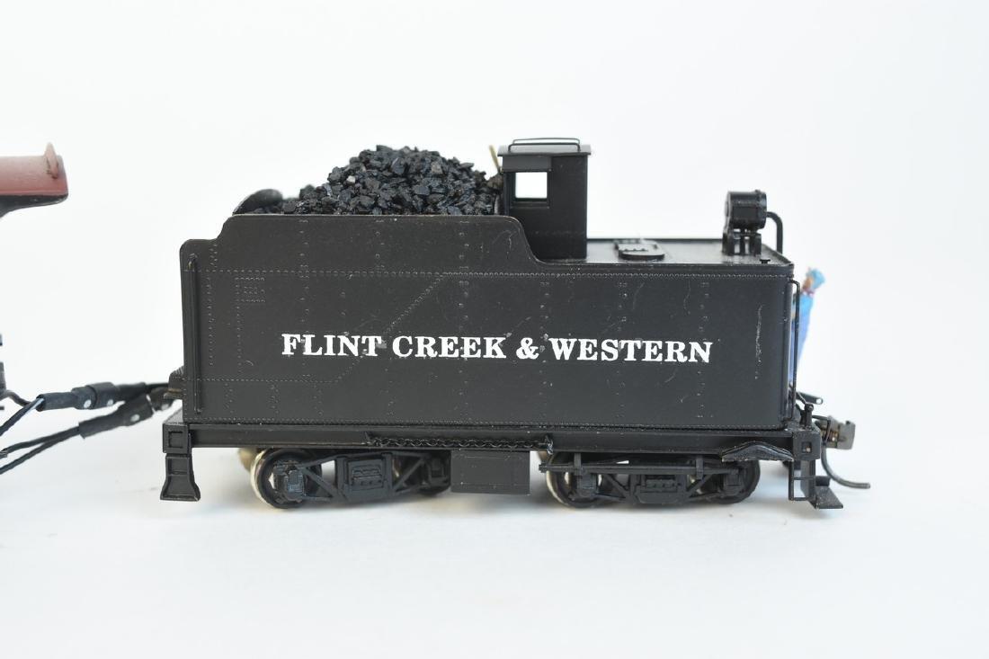Kadee Flint Creek & Western Locomotive #96 w/ Tender - 6