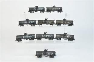 9 Gramps Union Tank Cars