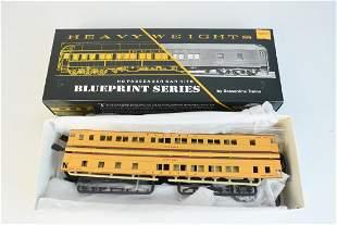 Branchline Trains Blueprint Series HO Scale Model