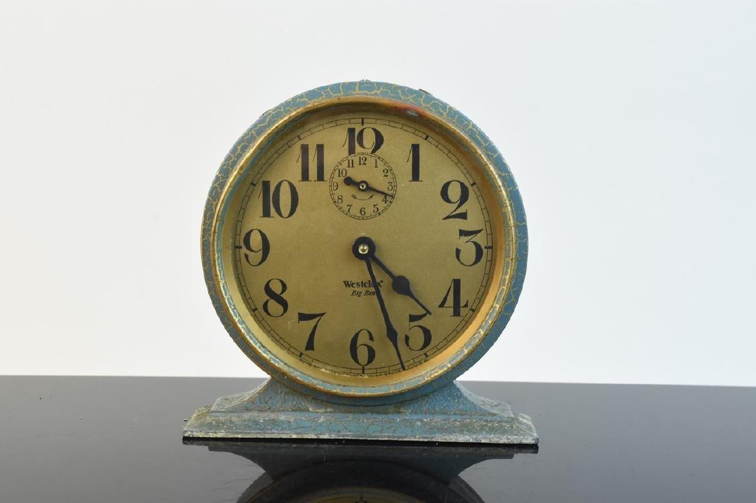 (5) Vintage Desk Top Alarm Clocks - 10