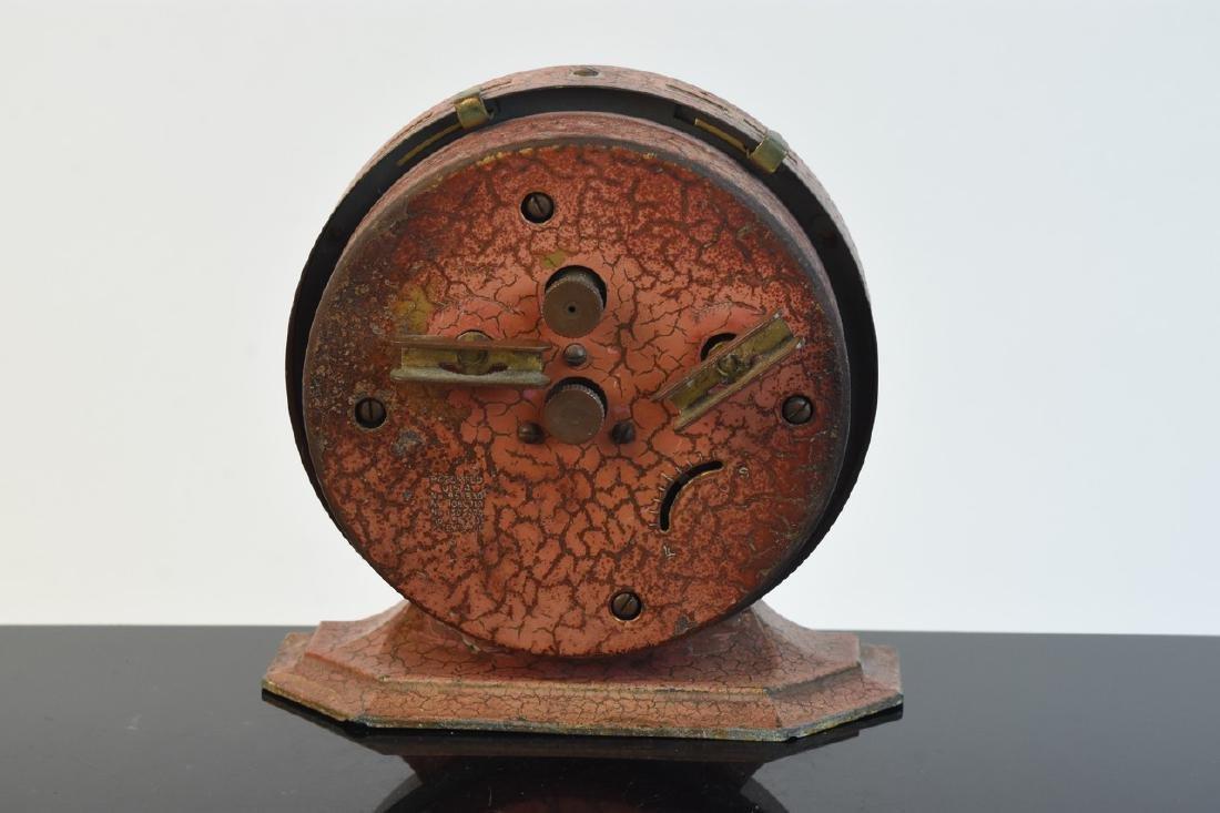 (5) Vintage Desk Top Alarm Clocks - 7