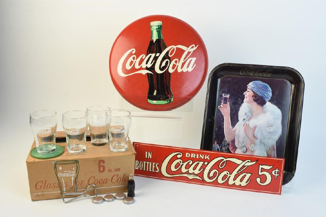 Coca-Cola Advertisement Collection