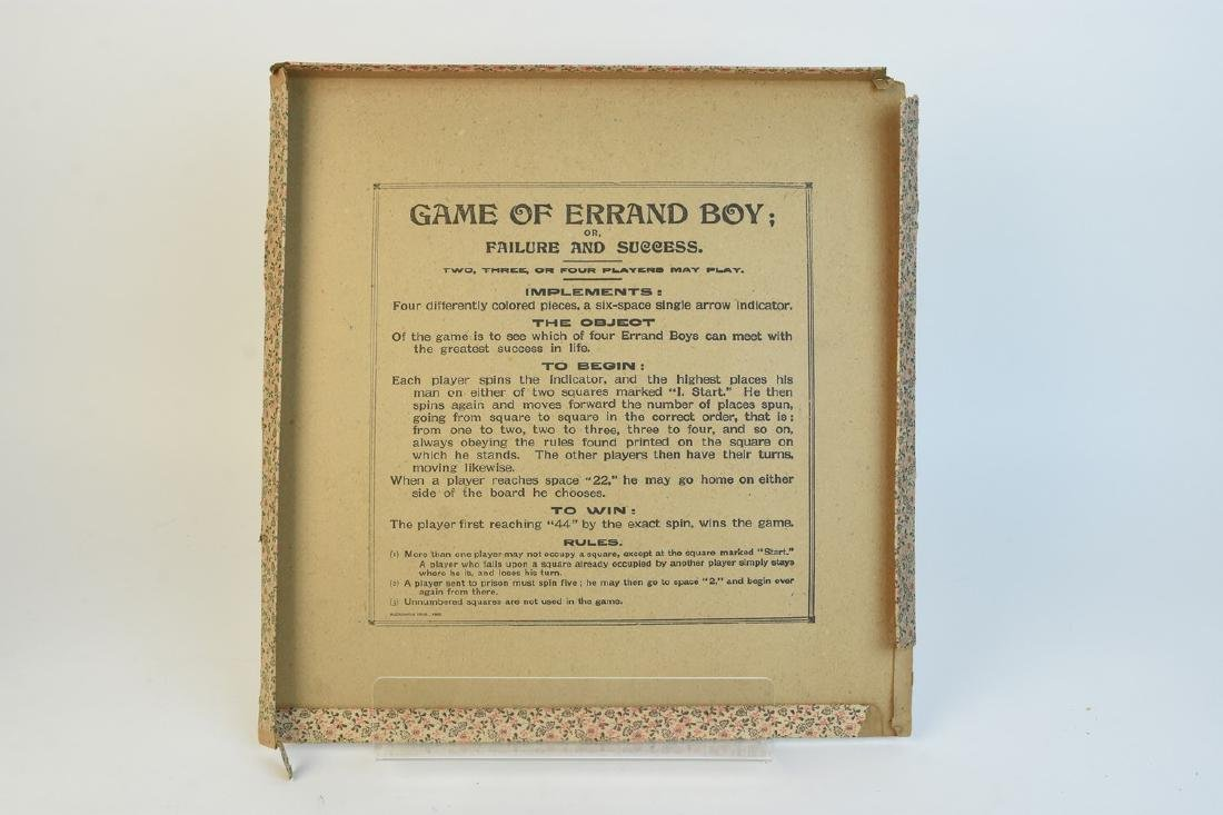 Early Antique Board Games - 4