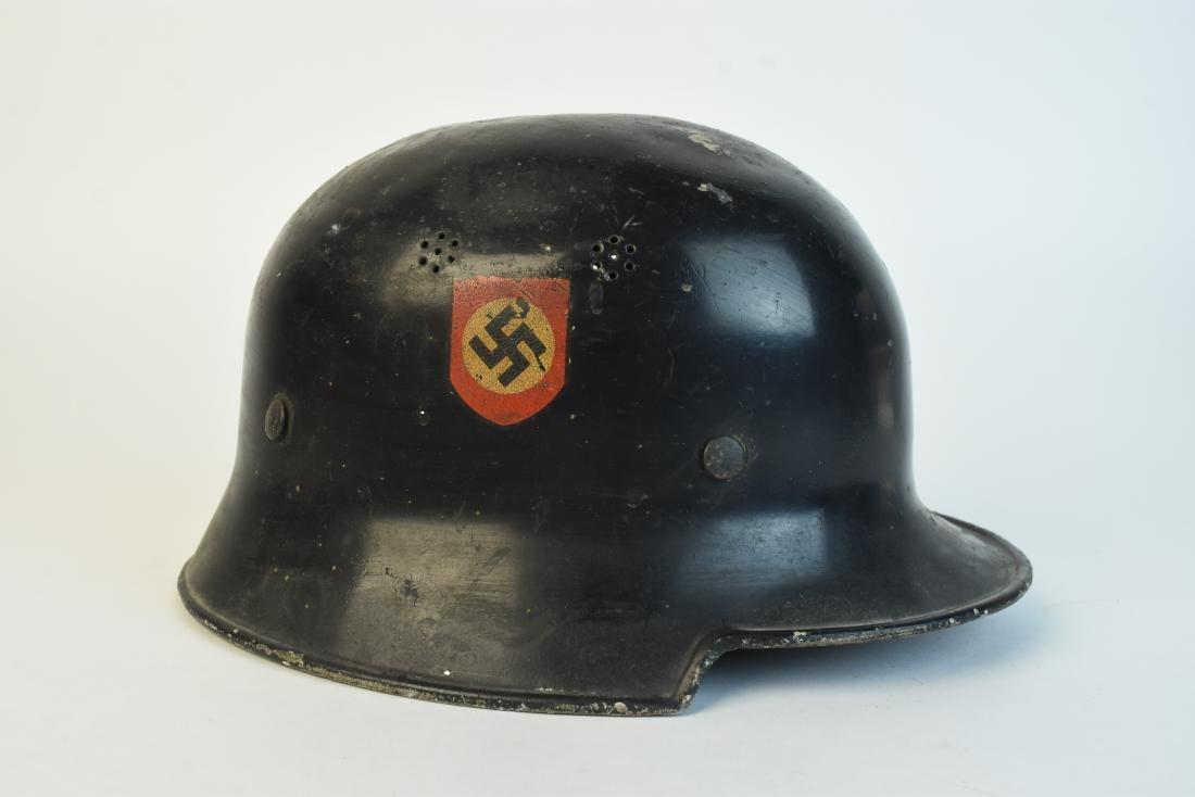 WWII German Nazi Helmet (police)