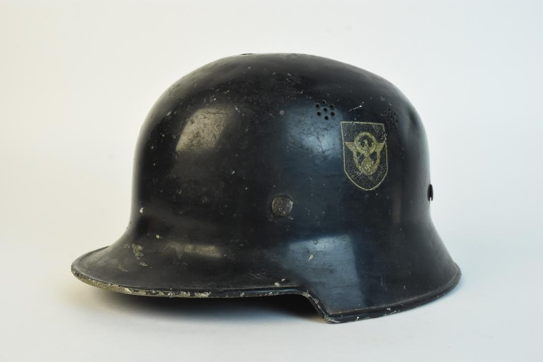 WWII German Nazi Helmet (police) - 2