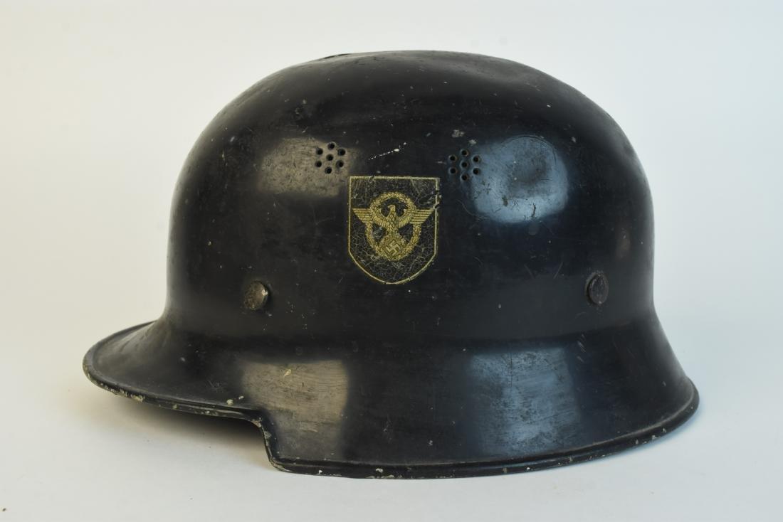 WWII German Nazi Helmet (police) - 3
