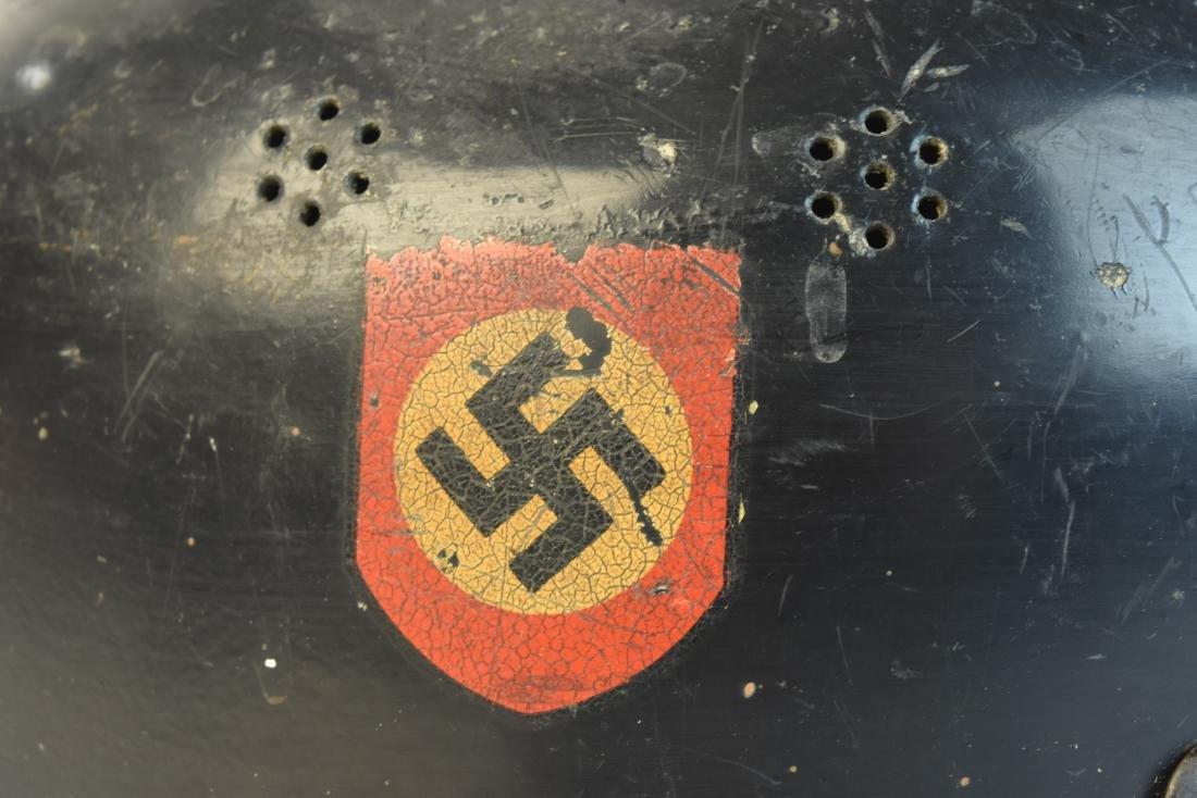 WWII German Nazi Helmet (police) - 5