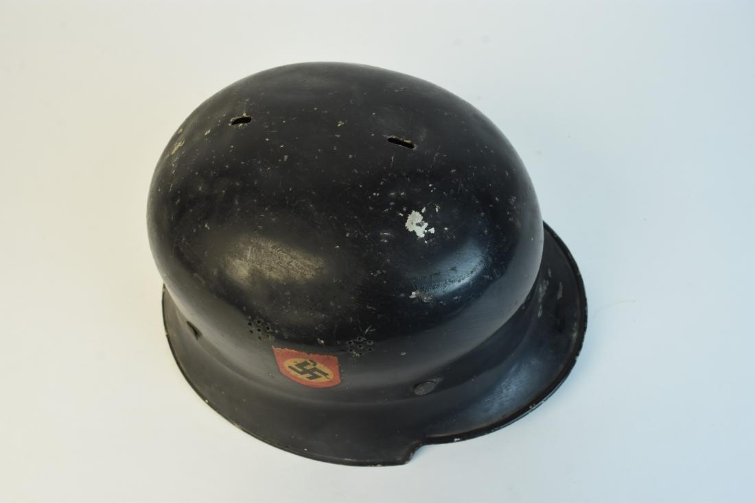 WWII German Nazi Helmet (police) - 6