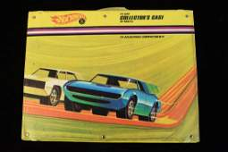 Hot Wheels Collectors Case and Redline Cars +