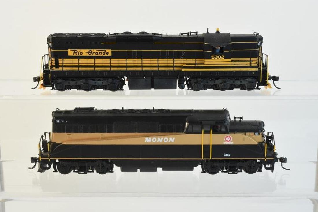 HO Scale Life Like Locomotive