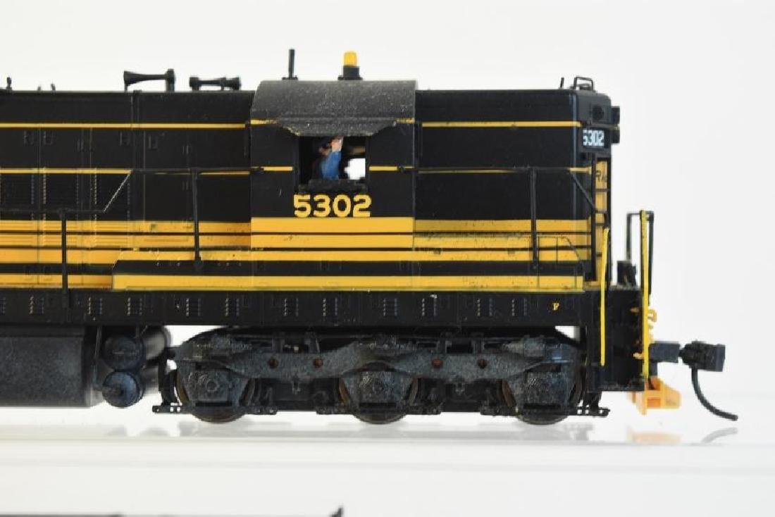 HO Scale Life Like Locomotive - 2