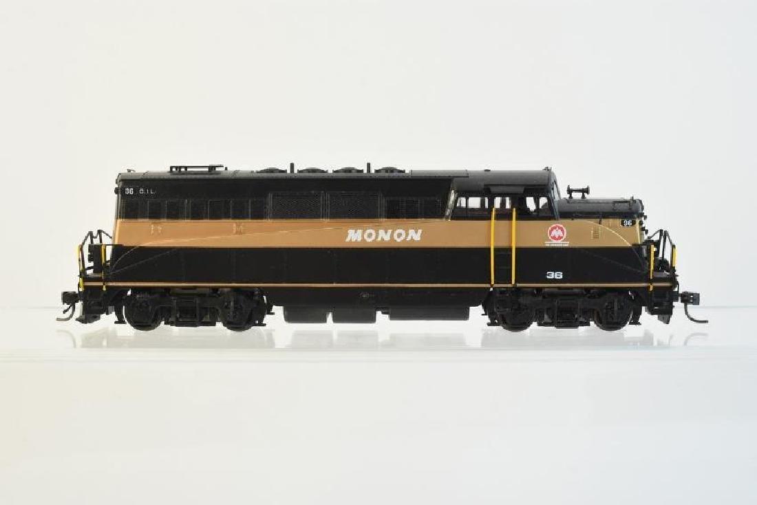 HO Scale Life Like Locomotive - 5