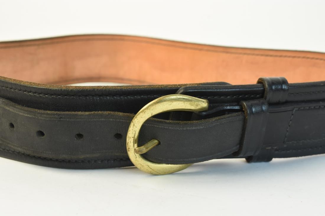 Leather Gun Holsters, Belt & Gun Grips - 4