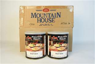 13 Mountain House Beef Stew 17 oz Cans