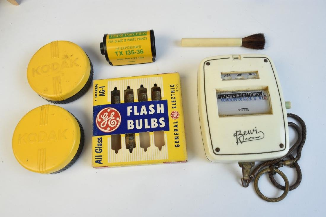 Variety of Vintage Photography Cameras & Accessories - 2