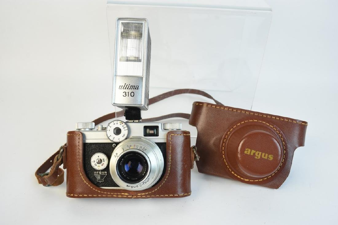 Variety of Vintage Photography Cameras & Accessories - 7
