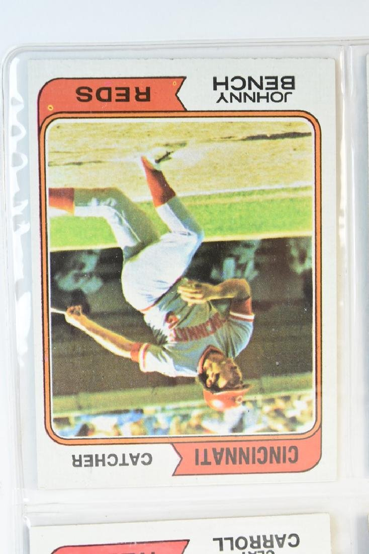 (630+) 1970's Baseball/ Football Cards - Most Topps - 3