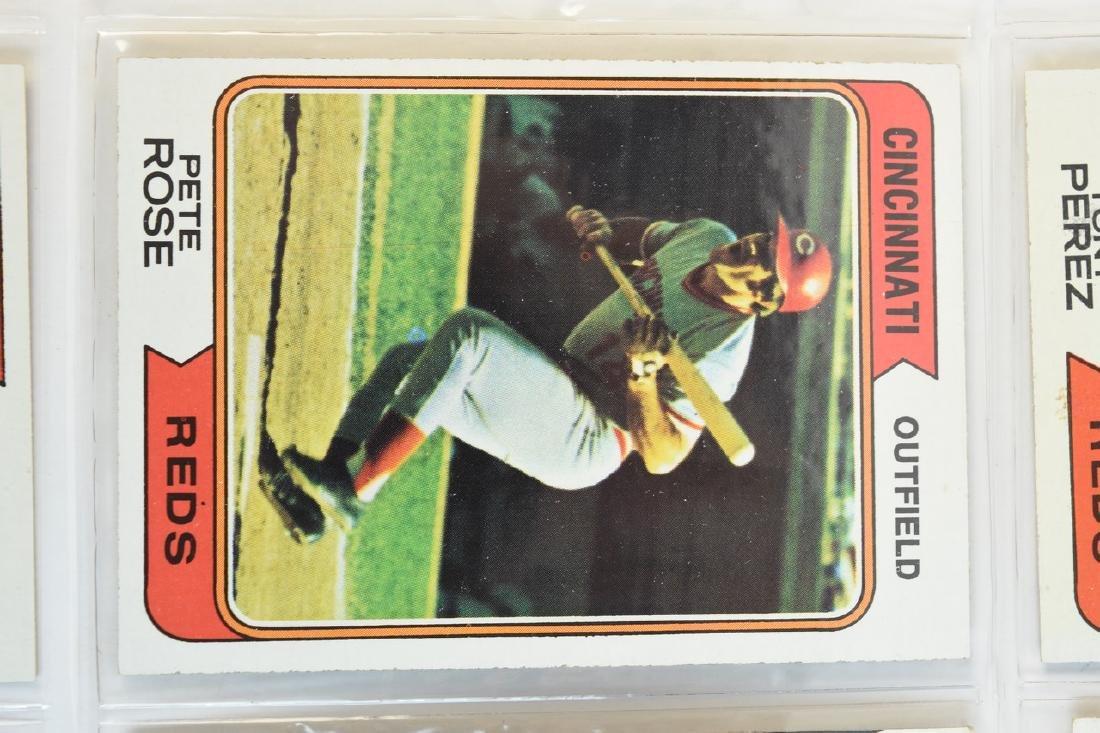 (630+) 1970's Baseball/ Football Cards - Most Topps - 4
