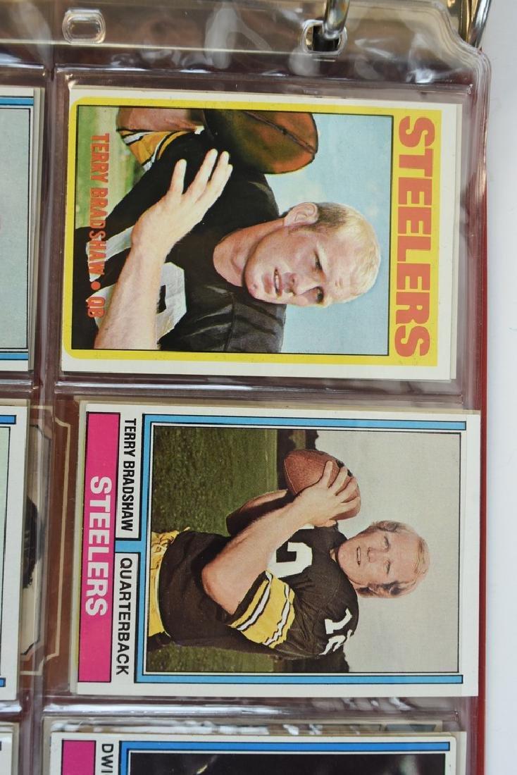 (630+) 1970's Baseball/ Football Cards - Most Topps - 7