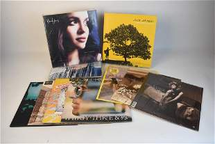 Records The Clash Bright Eyes Tina Turner