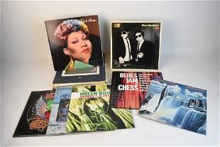 18 Jazz Blues Records BB King Aretha