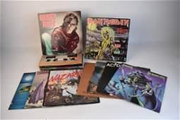 (20) Records; AC/DC, Rush, Nazareth +