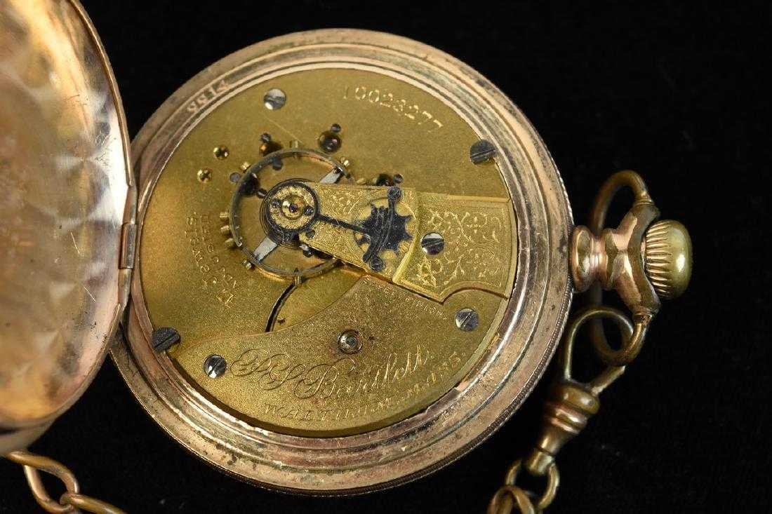 (3) Waltham Rolled Gold Pocket Watches - 3