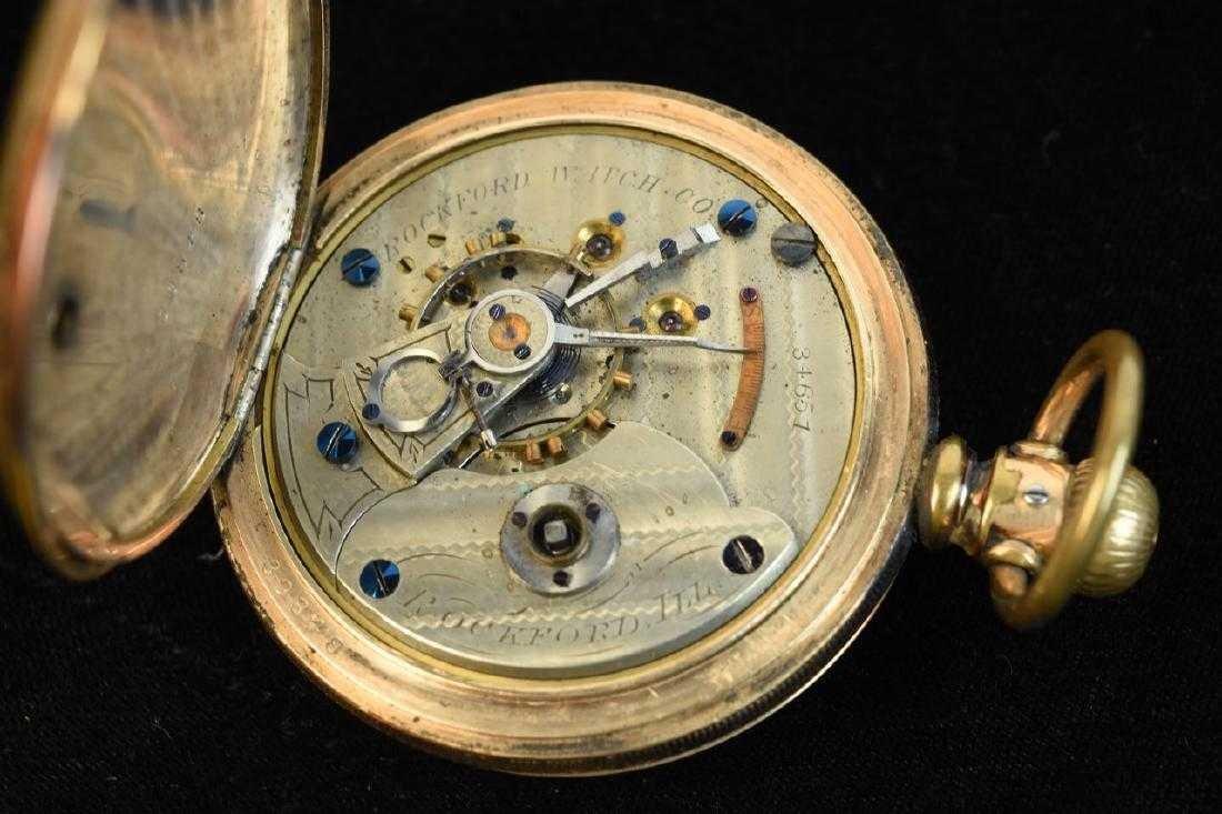 (3) Pocket Watches - 10