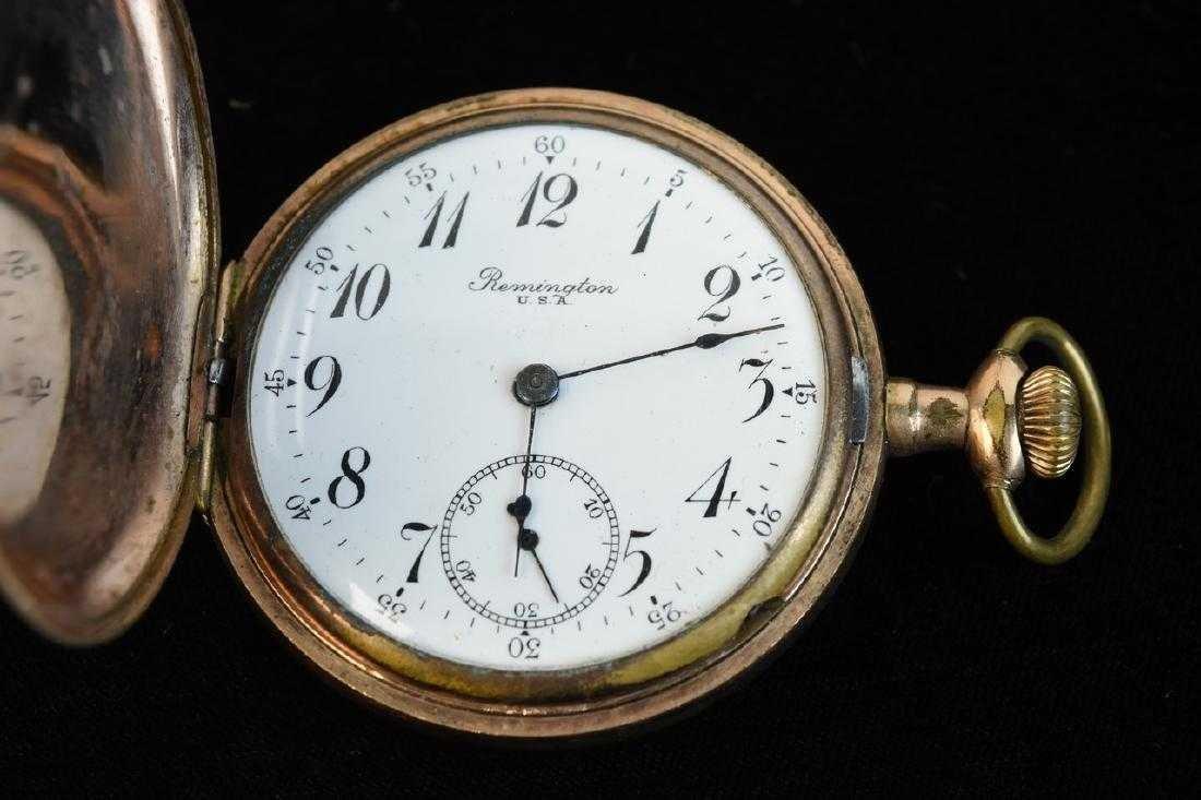 (3) Pocket Watches - 2