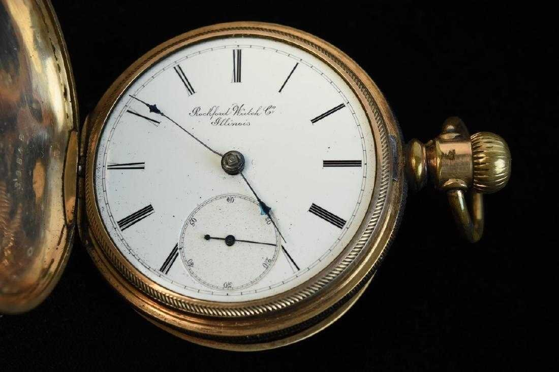 (3) Pocket Watches - 9