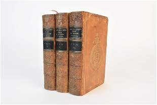1838 Distinguished Men of Modern Times Books