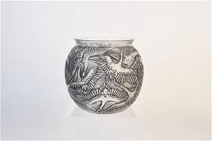 Cigognes Vase, Lalique?