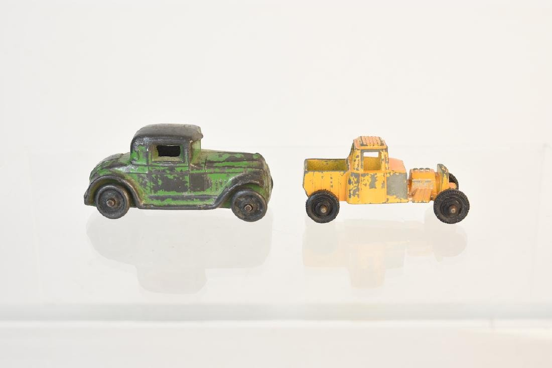 Assorted Toys; Auburn Rubber, Marx, Germany + - 9
