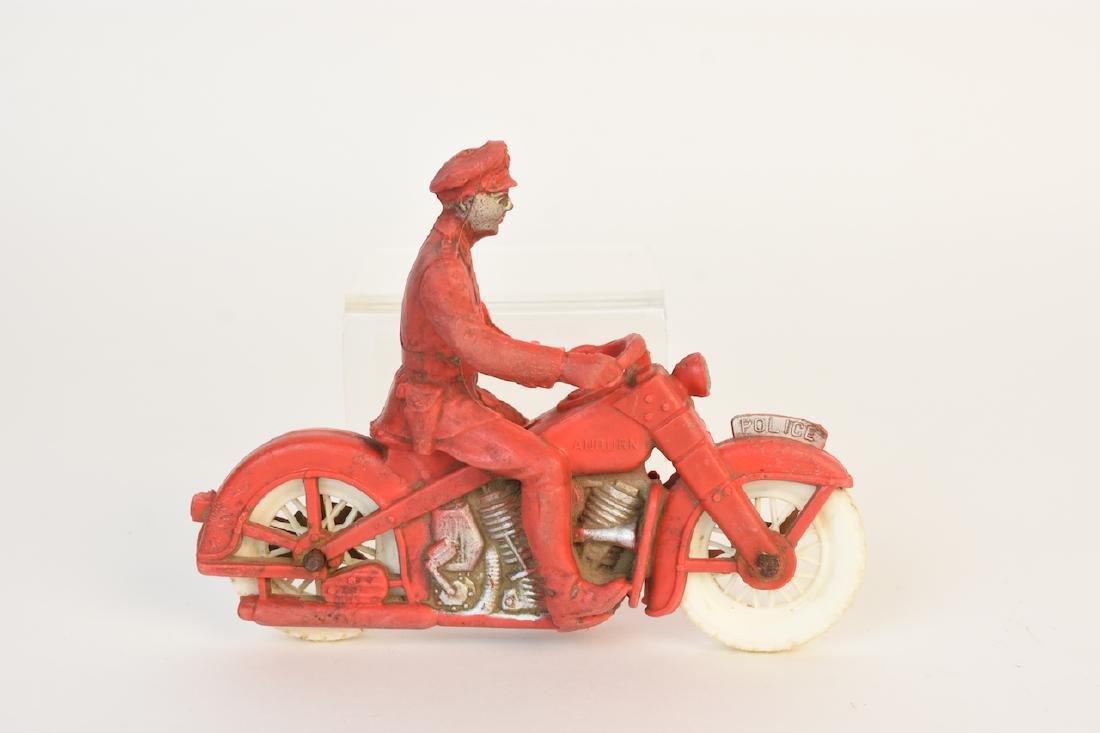 Assorted Toys; Auburn Rubber, Marx, Germany + - 2