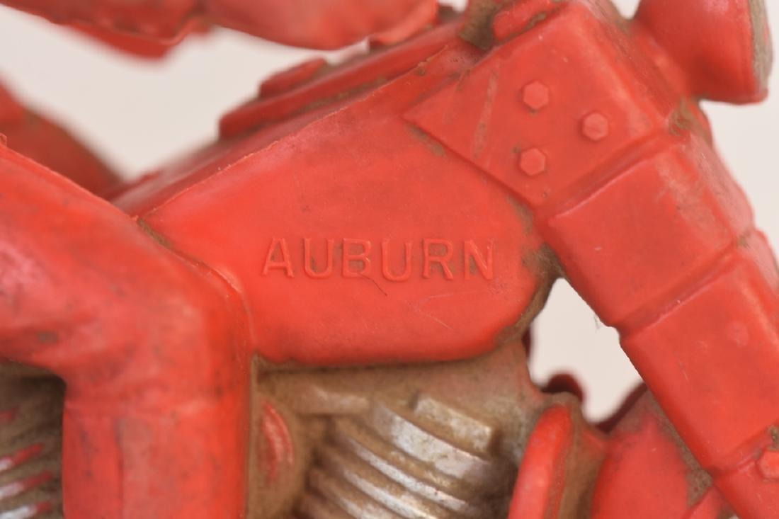 Assorted Toys; Auburn Rubber, Marx, Germany + - 3