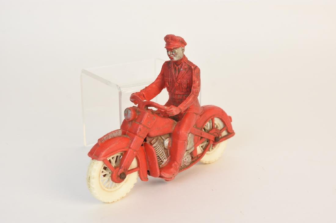 Assorted Toys; Auburn Rubber, Marx, Germany + - 4