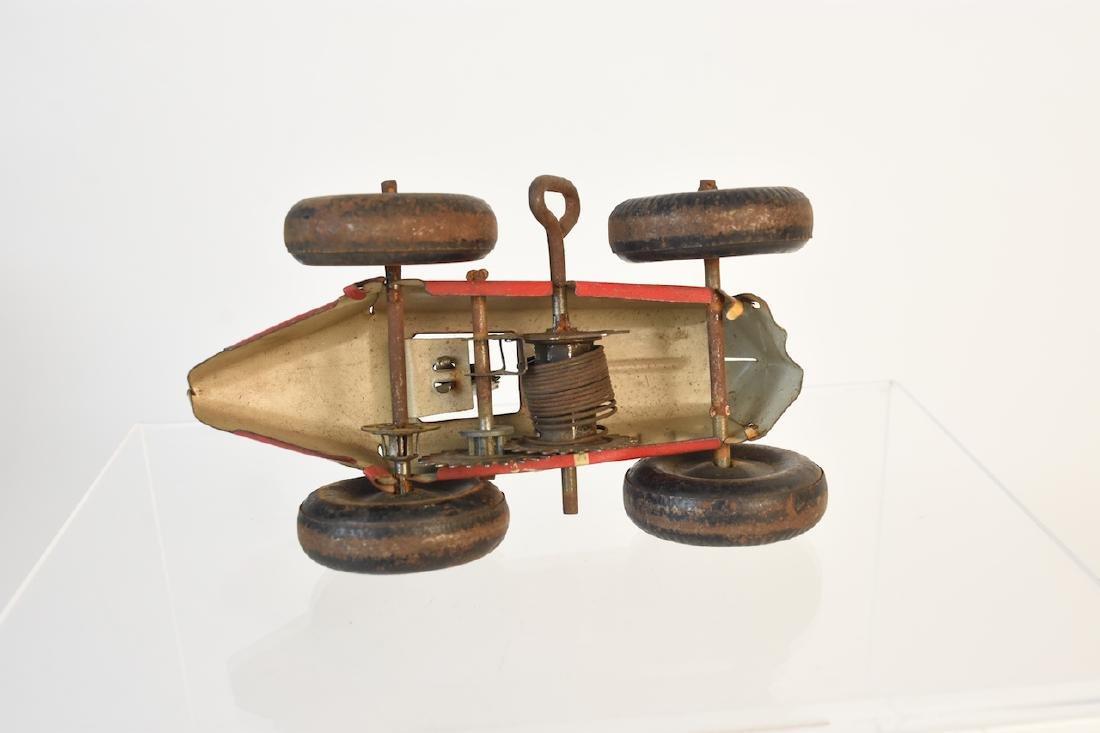 Assorted Toys; Auburn Rubber, Marx, Germany + - 7