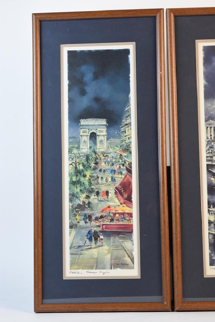 Color Prints of Paris; M. Lengendry - 2
