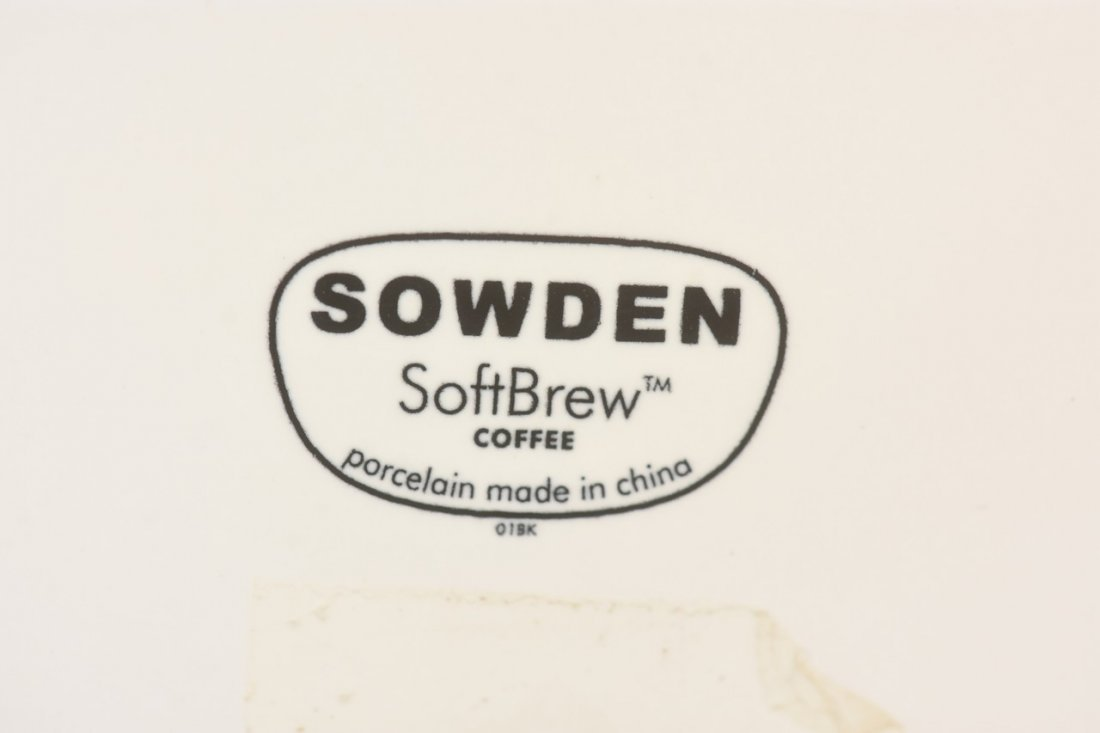 Sowden Softbrew Porcelain Infuse Coffee Pot - 4