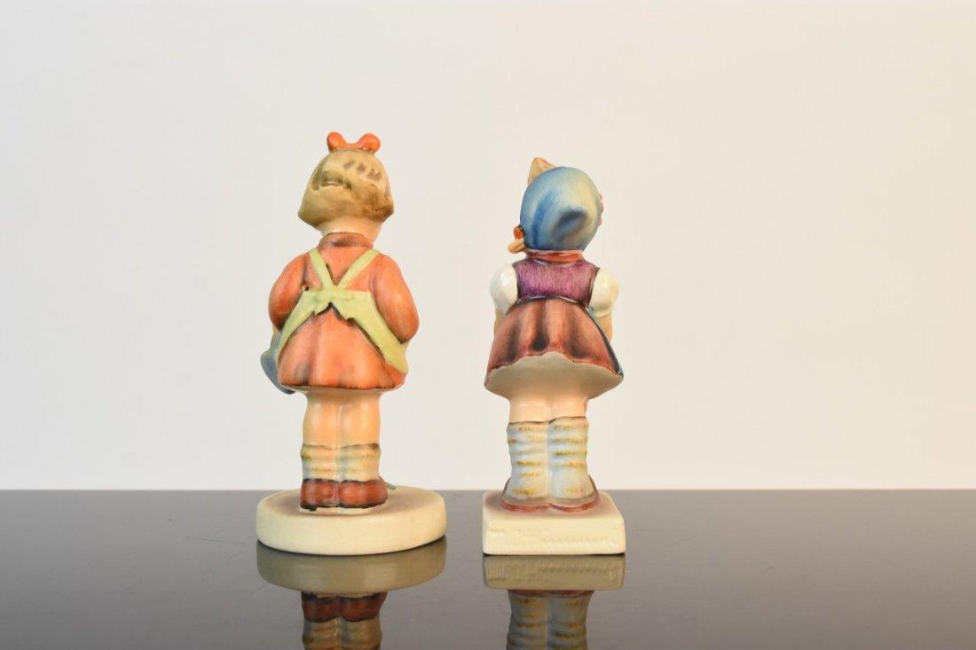 (4) Hummel Figurines TMK-2, 3 & 5 - 10