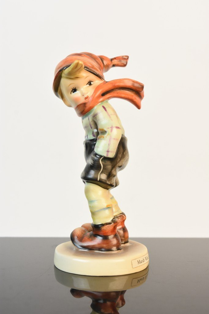(4) Hummel Figurines TMK-2, 3 & 5 - 2