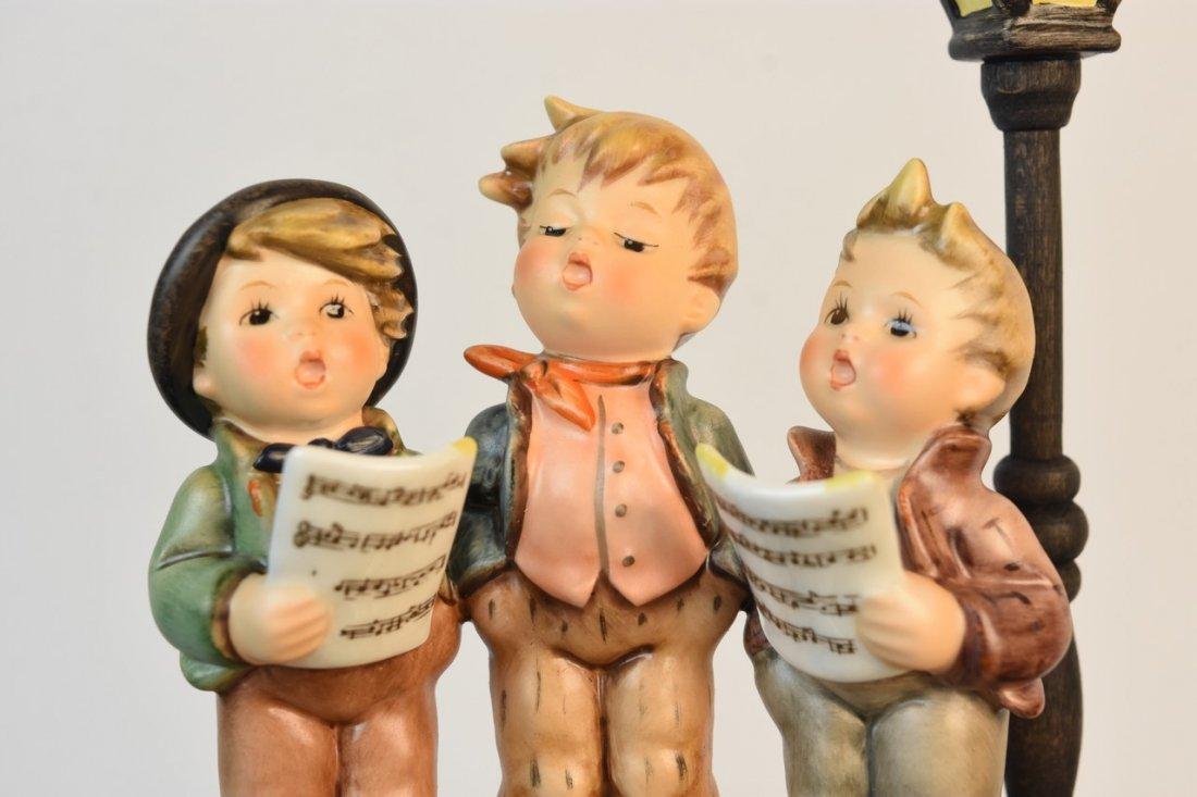 "LE TMK-7 ""A Tuneful Trio"" Hummel Figurine - 2"