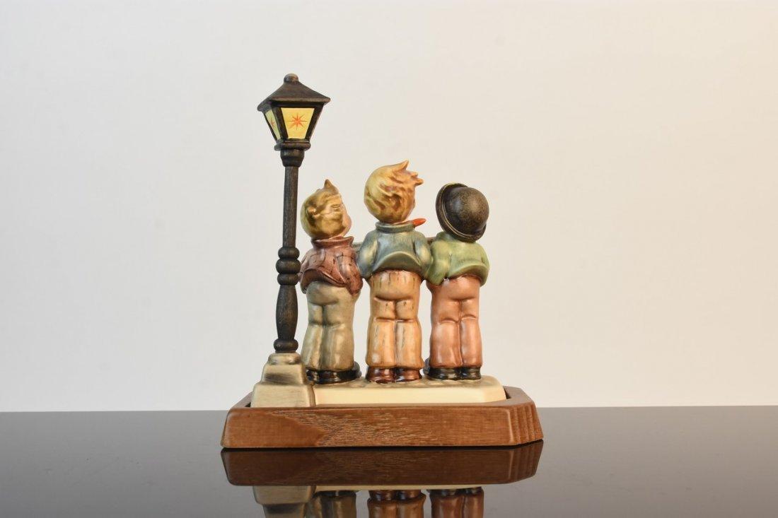 "LE TMK-7 ""A Tuneful Trio"" Hummel Figurine - 3"