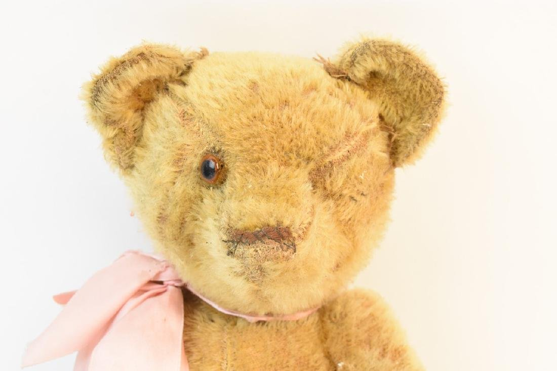 Early Teddy Bear w/ Fully Jointed Body - 2