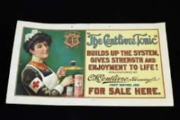 Centlivre Tonic Fort Wayne Advertisement