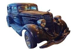 1934 DODGE PHANTOM