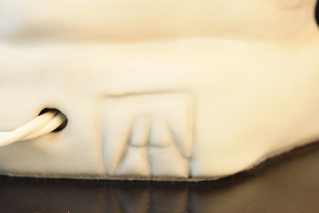 Van Briggle Porcelain Figural Lamps - 6