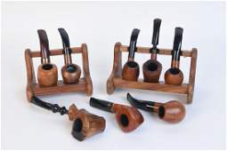 Estate Pipes Including Ascorti Ben Wade Others