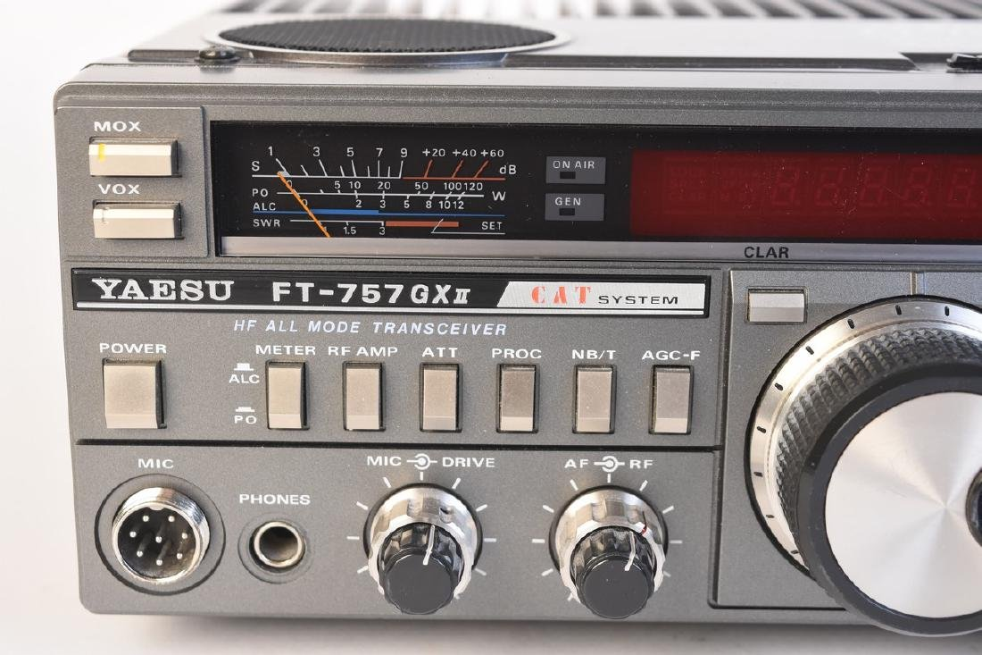 Yaesu FT-757GXII HF Transceiver - COMES W/ BOX! - 3