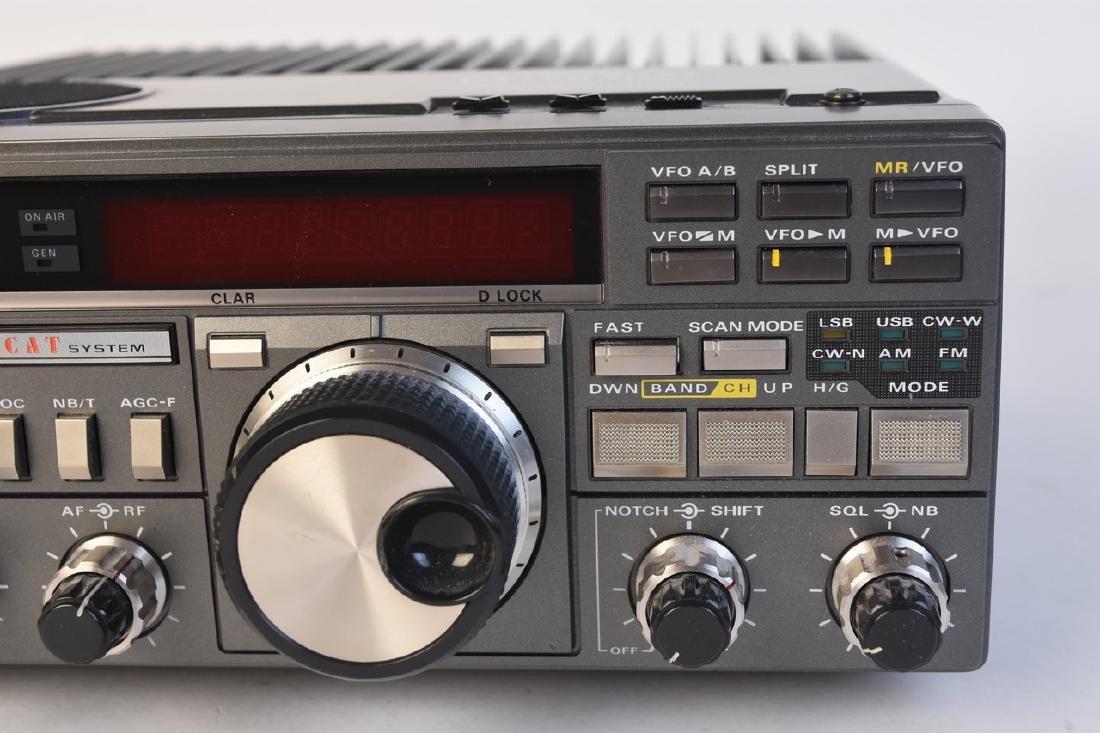 Yaesu FT-757GXII HF Transceiver - COMES W/ BOX! - 4